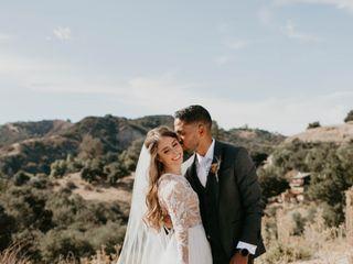 The wedding of Amanda and Joe 1