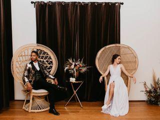 The wedding of Amanda and Joe