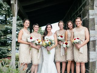 Abby and Kyle's Wedding in Sharpsville, Indiana 3