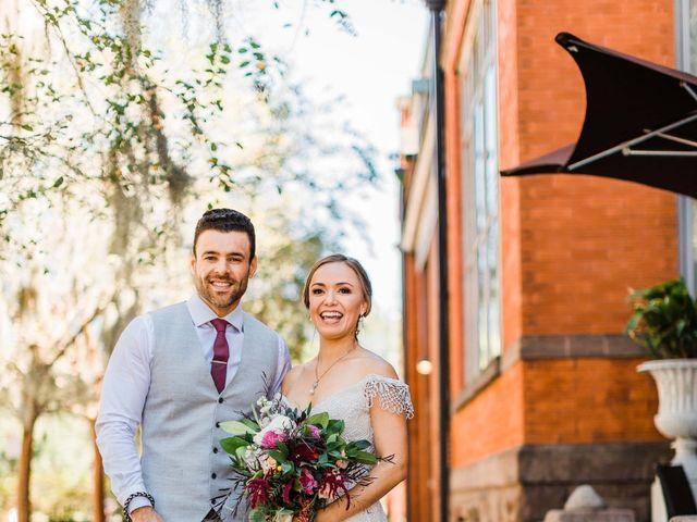Garreth and Irene's Wedding in Savannah, Georgia 5