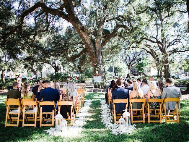 Garreth and Irene's Wedding in Savannah, Georgia 2