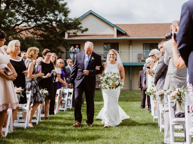Mike and Kathleen's Wedding in Canandaigua, New York 19