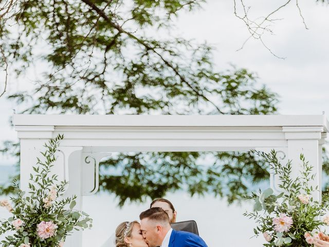 Mike and Kathleen's Wedding in Canandaigua, New York 1