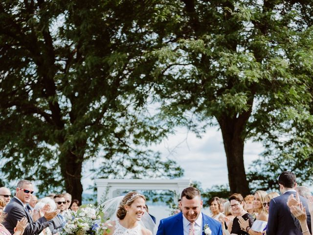Mike and Kathleen's Wedding in Canandaigua, New York 25