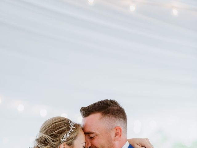 Mike and Kathleen's Wedding in Canandaigua, New York 33