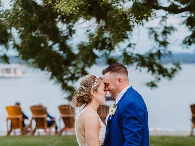 Mike and Kathleen's Wedding in Canandaigua, New York 35