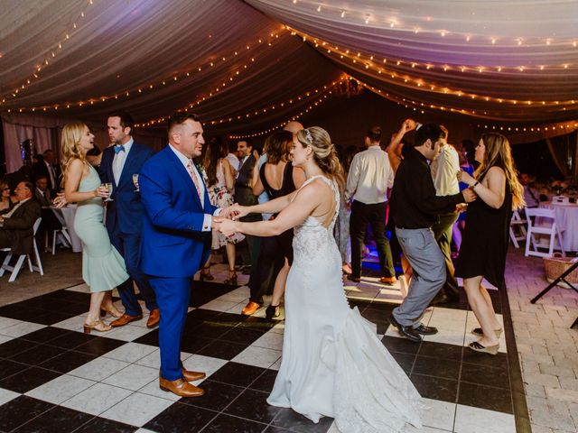 Mike and Kathleen's Wedding in Canandaigua, New York 37
