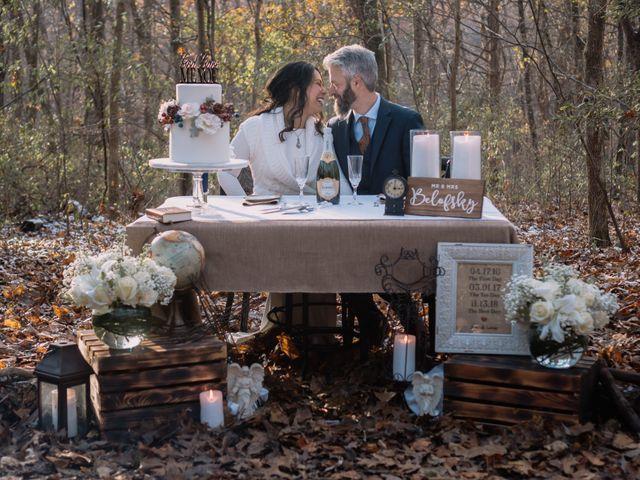 The wedding of Josh and Laiza