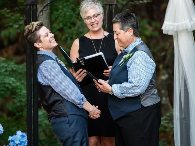 Elena and Marny's Wedding in Placerville, California 2