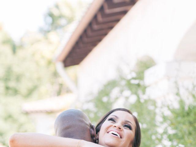 Raquel and Jason's Wedding in San Ramon, California 13