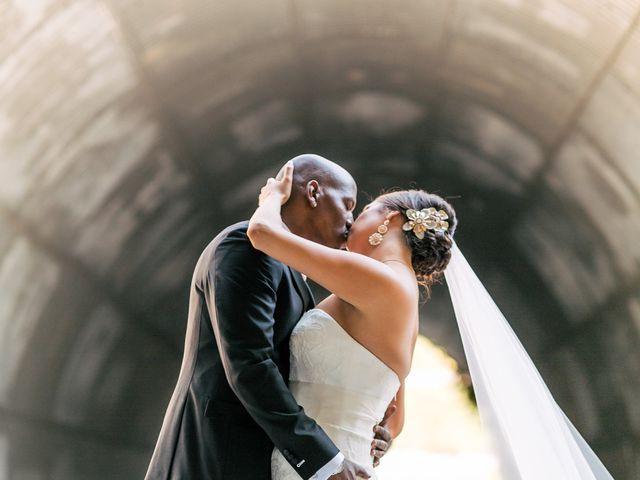 Raquel and Jason's Wedding in San Ramon, California 18