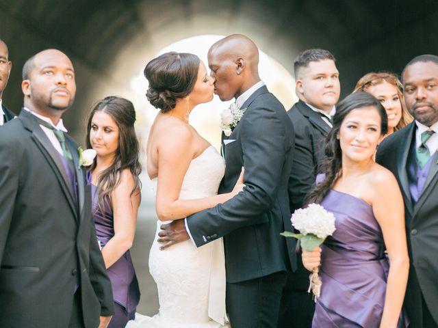 Raquel and Jason's Wedding in San Ramon, California 1