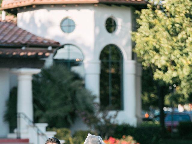 Raquel and Jason's Wedding in San Ramon, California 24