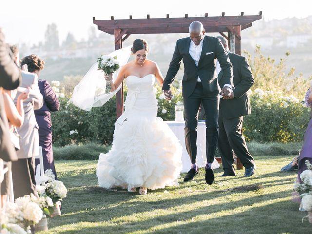 Raquel and Jason's Wedding in San Ramon, California 29