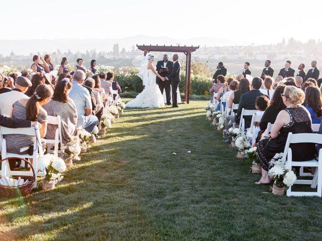 Raquel and Jason's Wedding in San Ramon, California 57