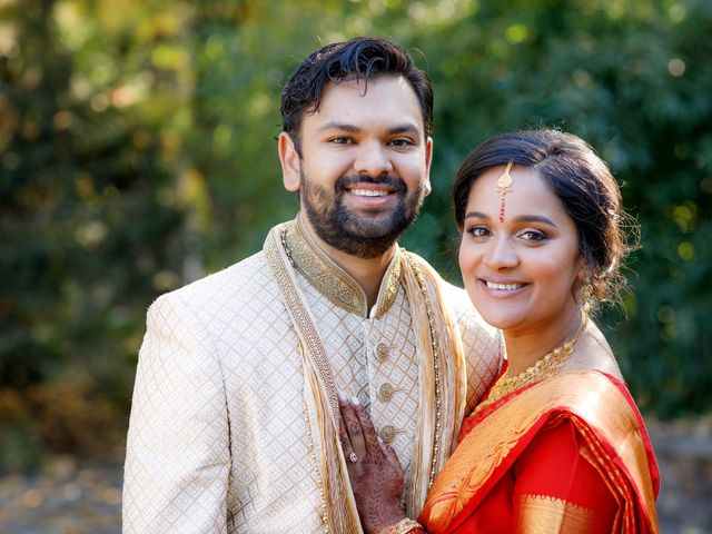 The wedding of Neil and Divya
