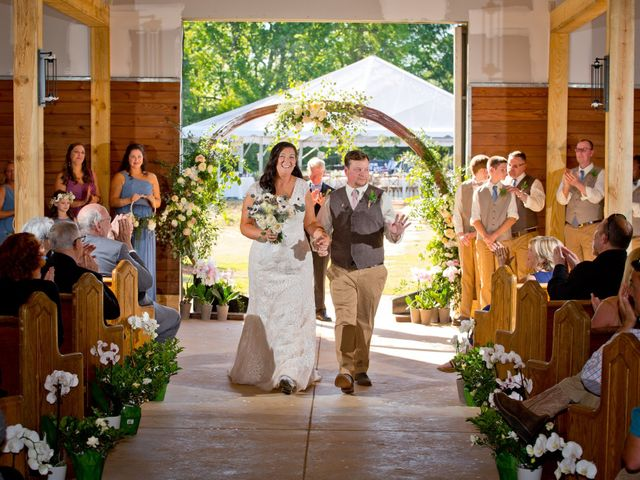 Stephen and Anne's Wedding in Gray Court, South Carolina 9