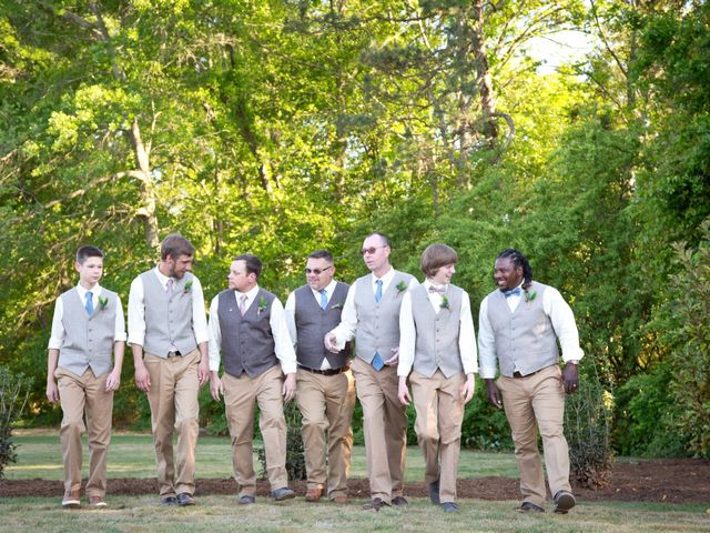 Stephen and Anne's Wedding in Gray Court, South Carolina 37