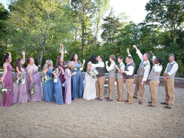 Stephen and Anne's Wedding in Gray Court, South Carolina 39