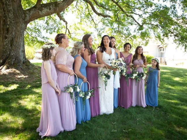 Stephen and Anne's Wedding in Gray Court, South Carolina 41