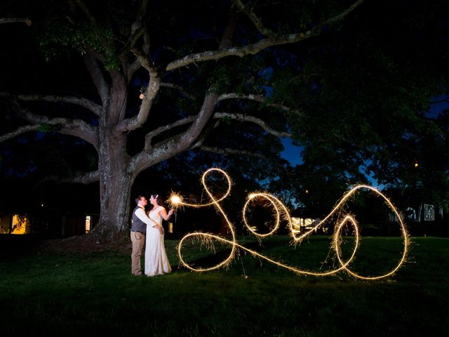 Stephen and Anne's Wedding in Gray Court, South Carolina 43