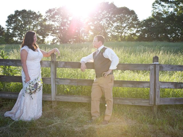 Stephen and Anne's Wedding in Gray Court, South Carolina 44