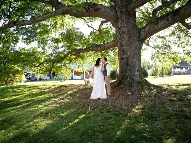 Stephen and Anne's Wedding in Gray Court, South Carolina 46