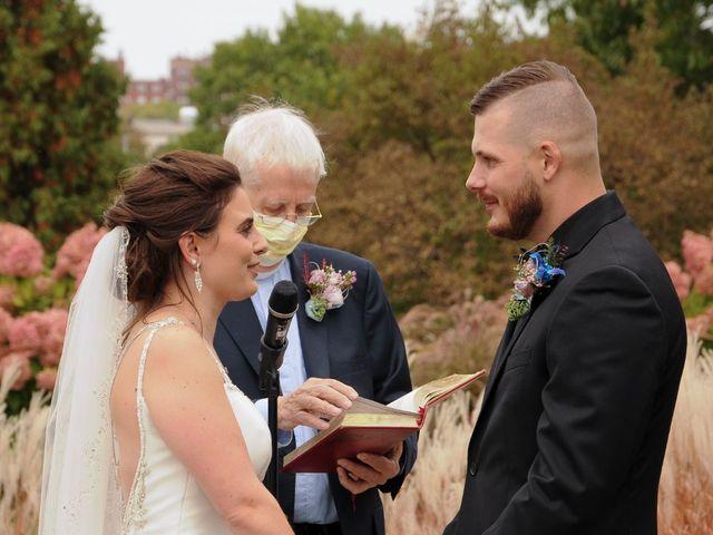 Josh and Rebecca's Wedding in Pittsburgh, Pennsylvania 2