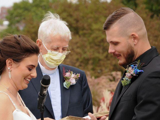 Josh and Rebecca's Wedding in Pittsburgh, Pennsylvania 4