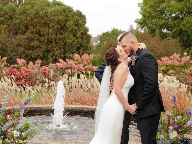 Josh and Rebecca's Wedding in Pittsburgh, Pennsylvania 5