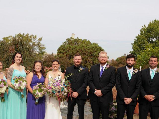 Josh and Rebecca's Wedding in Pittsburgh, Pennsylvania 7