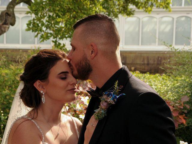 Josh and Rebecca's Wedding in Pittsburgh, Pennsylvania 9
