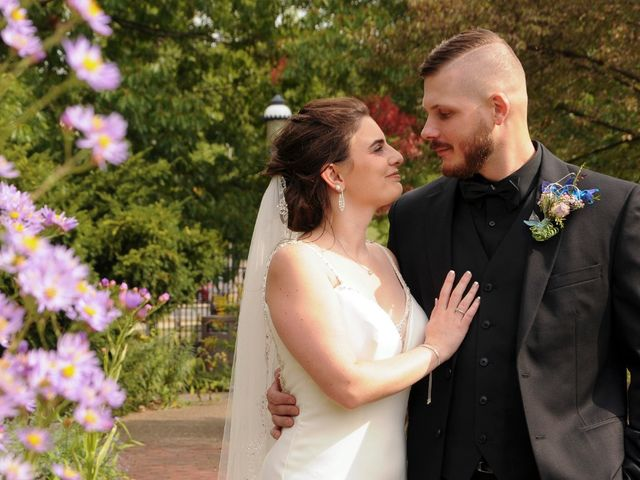 Josh and Rebecca's Wedding in Pittsburgh, Pennsylvania 10