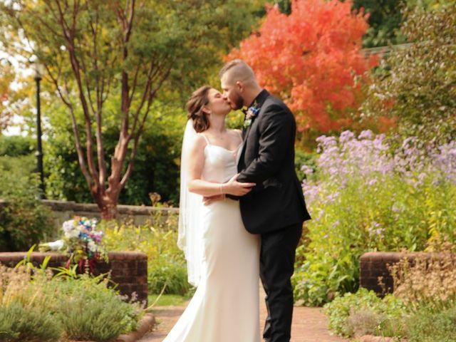 Josh and Rebecca's Wedding in Pittsburgh, Pennsylvania 11