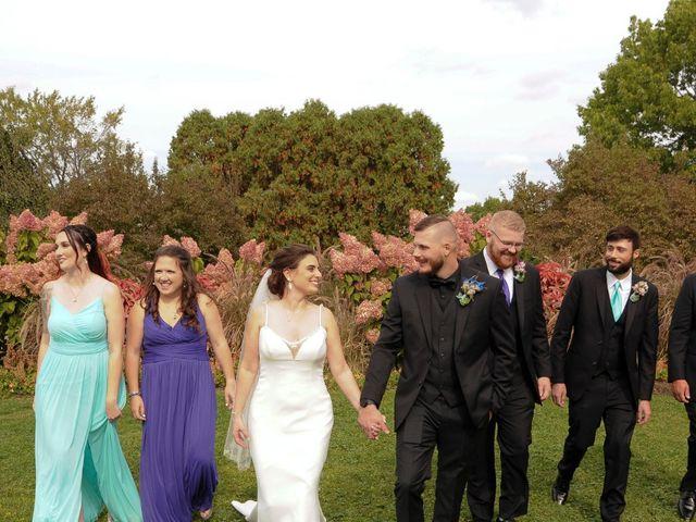 Josh and Rebecca's Wedding in Pittsburgh, Pennsylvania 12