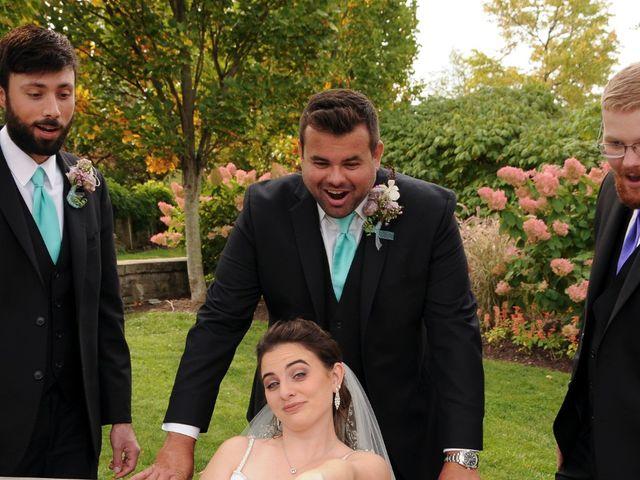 Josh and Rebecca's Wedding in Pittsburgh, Pennsylvania 13