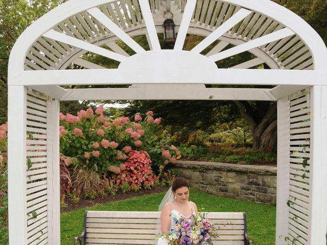 Josh and Rebecca's Wedding in Pittsburgh, Pennsylvania 16