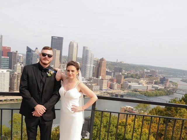 Josh and Rebecca's Wedding in Pittsburgh, Pennsylvania 18
