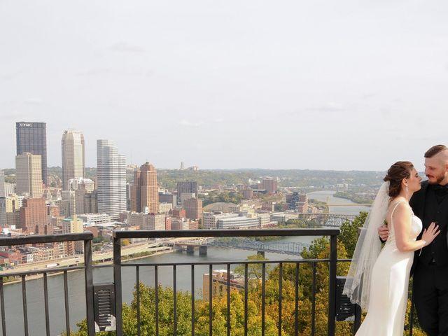 Josh and Rebecca's Wedding in Pittsburgh, Pennsylvania 19