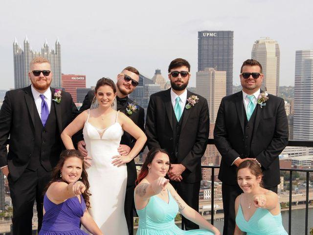 Josh and Rebecca's Wedding in Pittsburgh, Pennsylvania 20