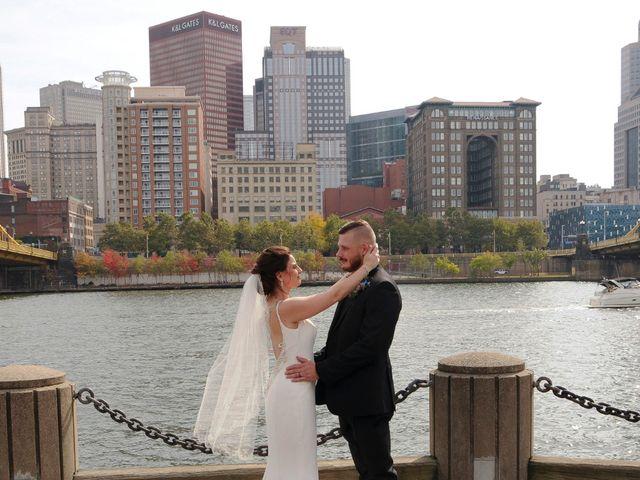 Josh and Rebecca's Wedding in Pittsburgh, Pennsylvania 21
