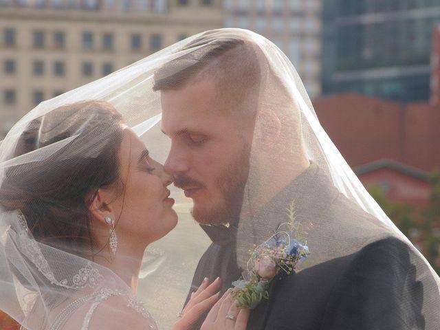 Josh and Rebecca's Wedding in Pittsburgh, Pennsylvania 22