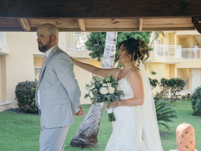 Jeff and Katie's Wedding in Bavaro, Dominican Republic 18