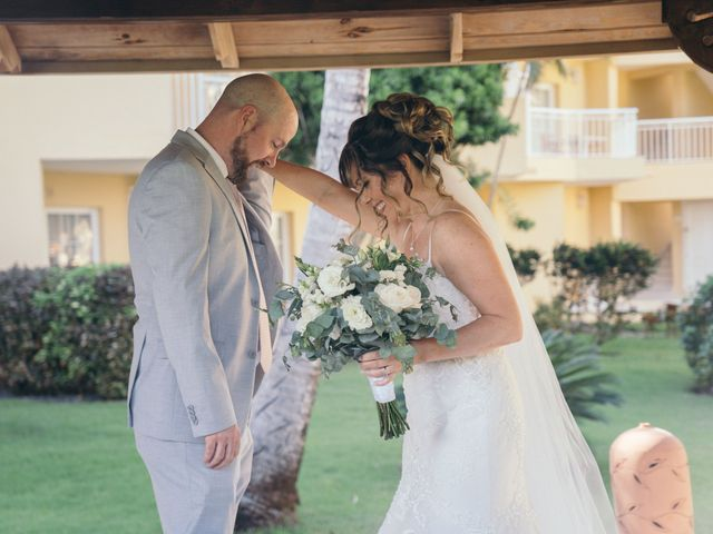 Jeff and Katie's Wedding in Bavaro, Dominican Republic 19