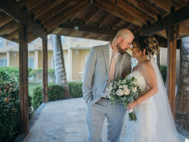 Jeff and Katie's Wedding in Bavaro, Dominican Republic 20