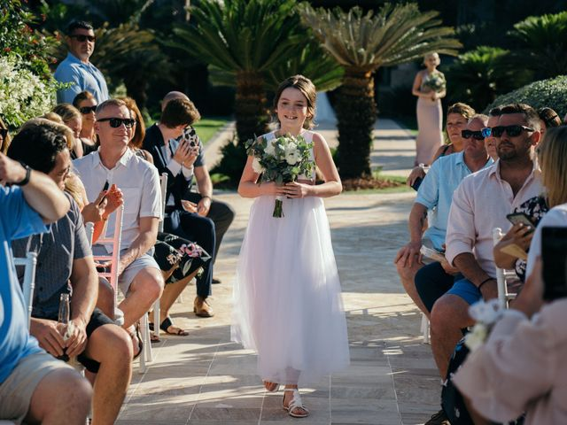 Jeff and Katie's Wedding in Bavaro, Dominican Republic 28