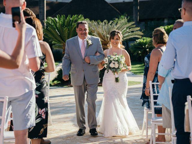 Jeff and Katie's Wedding in Bavaro, Dominican Republic 30