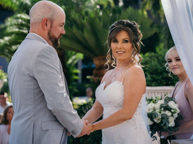 Jeff and Katie's Wedding in Bavaro, Dominican Republic 32
