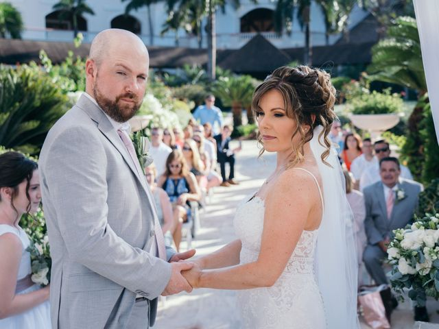 Jeff and Katie's Wedding in Bavaro, Dominican Republic 33