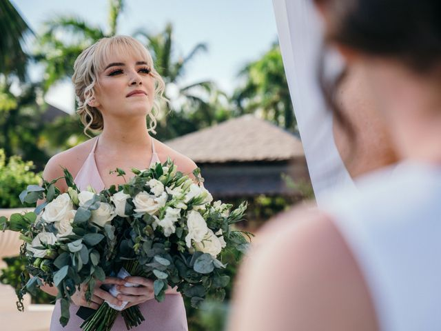 Jeff and Katie's Wedding in Bavaro, Dominican Republic 35